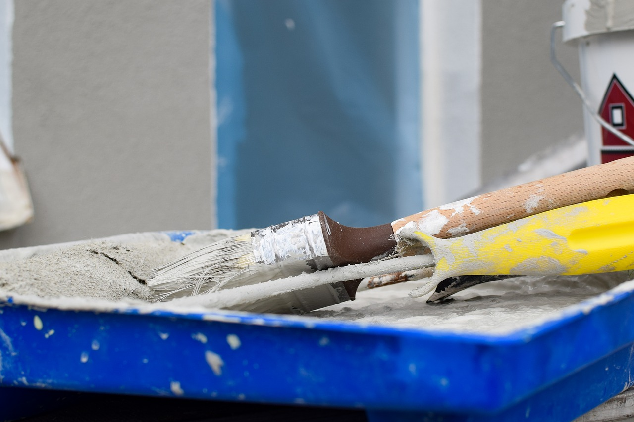 Interior and exterior painting services