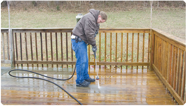 Benefits of pressure washing services